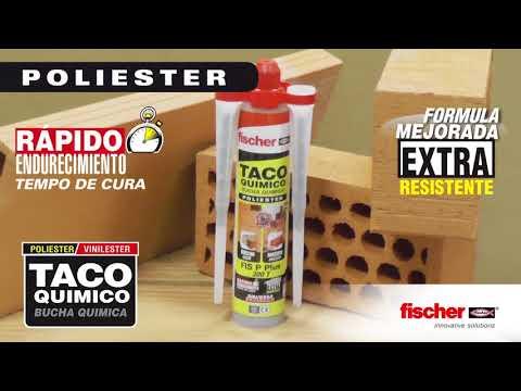 ANCLAJE QUIMICO DE FISCHER