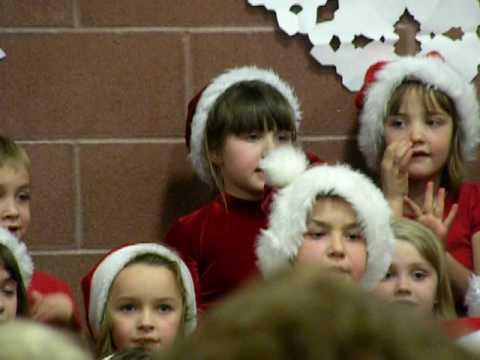 Hawthorne Academy Christmas Concert 2009