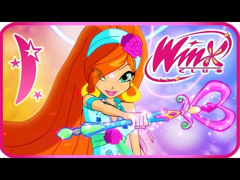 ✦✦ WINX CLUB Walkthrough Part 1 (PC, PS2) Gardenia - Saving Stella and beating Knut ✦✦