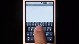 Swype Tutorial Android
