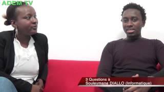 Souleymane Diallo (Sénégal): ''Se donner les moyens de réussir''