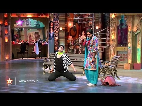 Mad In India | Chutki With Krushna Abhishek | Full Episode | 13th April 2014 video