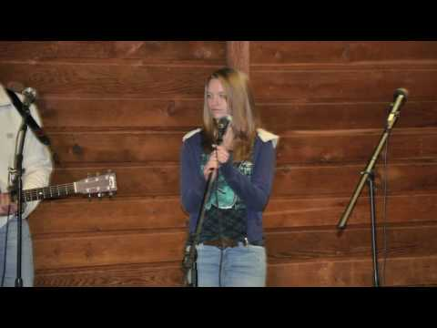 When Mary Sang Her Lullaby - Jordyn Jackson