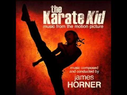 The Karate Kid Soundtrack - 10. Mei...