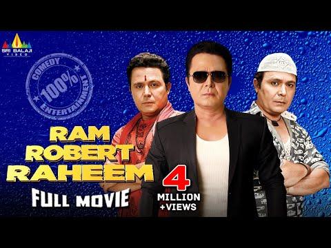 Ram Robert Raheem Hyderabadi Full Movie | Latest Hindi Movies 2016 | Mast Ali | Sri Balaji Video