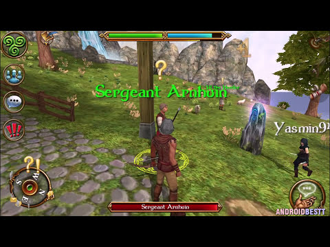 3D MMO Celtic Heroes - Android Gameplay HD
