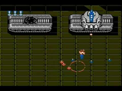 Kwing Game Reviews - Super C: Contra II Game Review  (Nes/Wii)