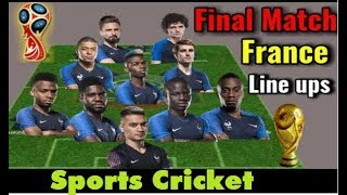 Final Fifa World Cup 2018 | World Cup 2018 | Fifa World Cup 2018 Final Match | Live World Cup 2018