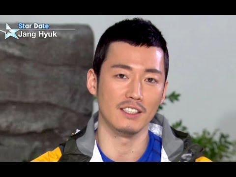 [Star Date] 'Jang Hyuk' - We met him at a outdoor brand ad shoot
