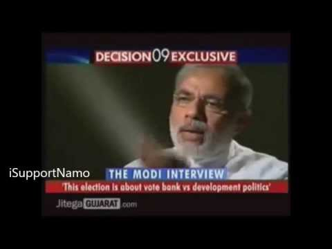 Watch How Narendra Modi Destroyed Arnab Goswami on Rahul Gandhi issue