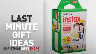 Last Minute Fujifilm Gift Ideas: Fujifilm Instax Mini Twin Film Pack