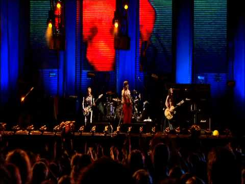 Red Hot Chili Peppers - Californication Intro At Slane Castle