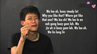 Introduction to Singlish!
