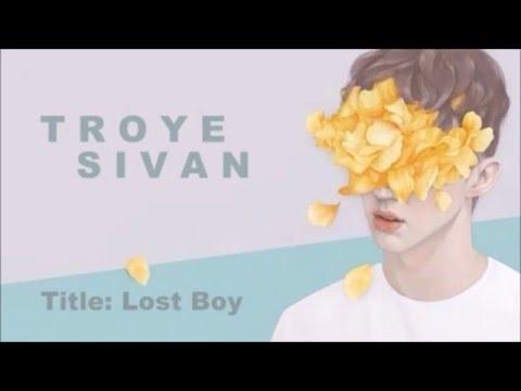 Troye Sivan - Lost Boy (Official Instrumental with Lyrics)