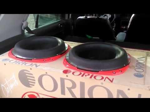 Orion HCCA Subwoofer 12