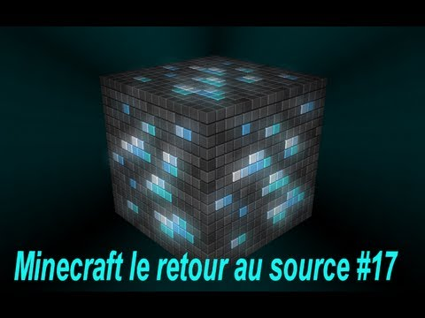 Minecraft le retour au source # 17 Exploration du donjon et alchimie! thumbnail
