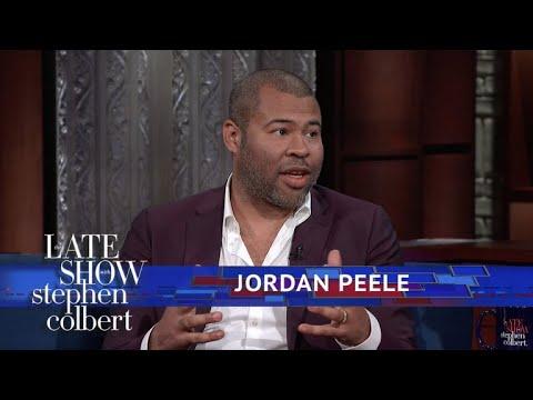 Jordan Peele Crashed A 'Get Out' College Course