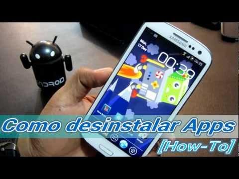 [Android Básico] Como desinstalar Aplicaciones en Android (Español Mx)