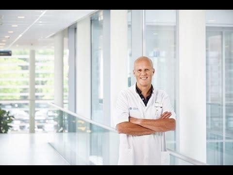 Portret vaatchirurg prof. dr. Joep Teijink Catharina Ziekenhuis