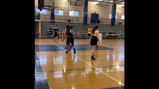 Basketball Highlights- Alyvia Cox