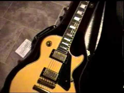 Randy Rhoads Gibson Les Paul Aged.mpg