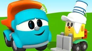 Leo el Pequeño Camión - Colores para niños