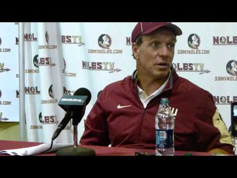 Jimbo Fisher: Post Texas State at Florida State