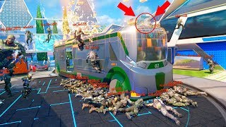 """I DIDN'T THINK THEY WOULD SEE ME HIDING UNDER THE NUKETOWN BUS?!?!? """"FINDING NOGAME"""" EP.65"""