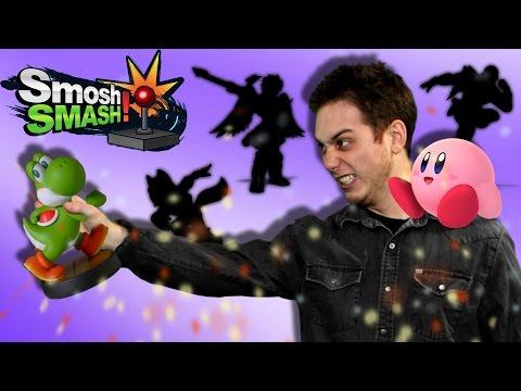 Amiibo Fight Club (smosh Smash!) video