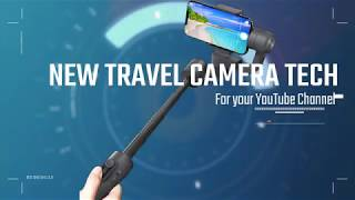 The New Smove Gimbal Stabilizer for Fathers day... RV Travel Tech Review