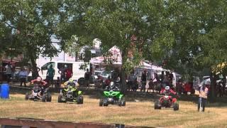 Carpenedolo 2015: il video della prova di Campionato It. Quad