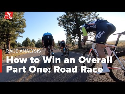 How to Win an Overall Part One: Road Race
