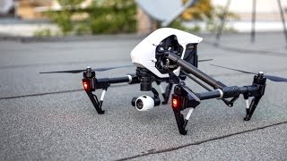 Hands-On with DJI's Inspire 1 Quadcopter!
