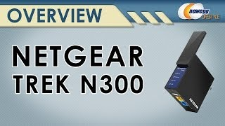 Netgear Trek N300 Travel Router Overview - Newegg Lifestyle