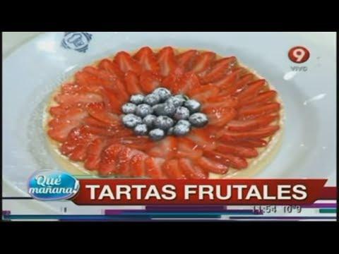 Los dulces de Ariel: Tartas frutales