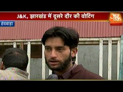 Early voting brisk for J&K Assembly elections in Phase-2