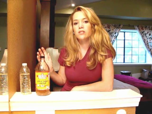 ACNE Cure!!!! Apple Cider Vinegar and More Benefits