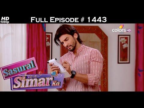 Sasural Simar Ka - 12th March 2016 - ससुराल सीमर का - Full Episode (HD) thumbnail