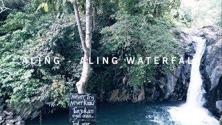 TRAVEL VLOG : Aling Aling Waterfall (The best waterfall in Bali?)
