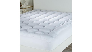 Concierge Collection SuperLoft Honeycomb Mattress Pad