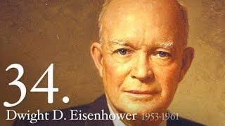 34 Dwight Eisenhower