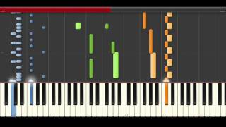 The Weeknd Professional Piano Midi Tutorial Sheet Partitura