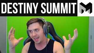 Destiny 2 Summit Event: My Experience at Bungie