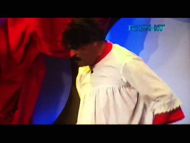 ruso y piero con platanito show  primera parte  1/2