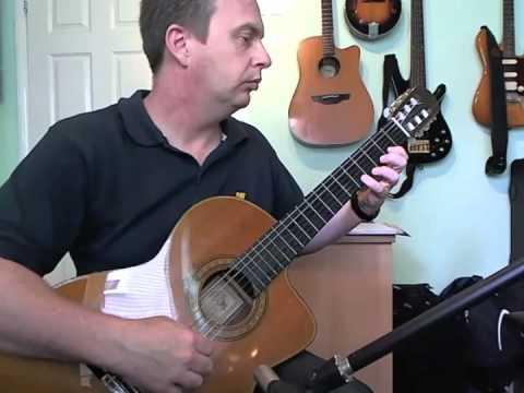 Vals - Trinity Guitar Grade 1