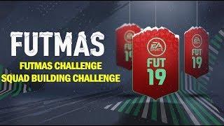 FIFA 19 - FUTMAS Challenge Squad Building Challenge #3 - CHEAP METHOD!!!