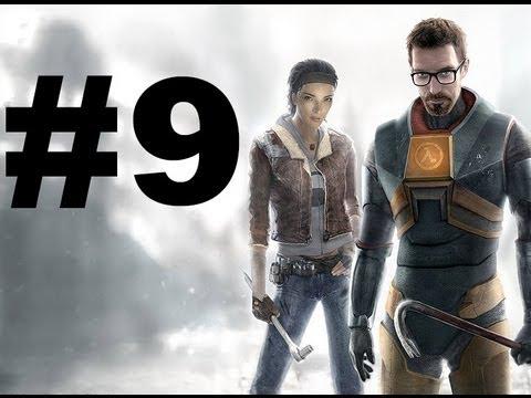 Half-Life 2 Chapter 9 Nova Prospekt Walkthrough - No CommentaryNo Talking