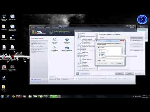 Solucion para AVG antivirus identifica juegos y pr