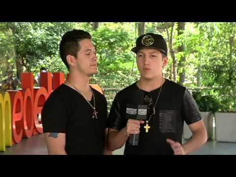 Entrevista: Mike y Kory – Tele Medellín (2016) videos