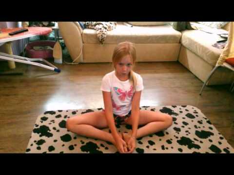 Сесть на шпагат в домашних условиях видео торрент